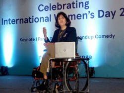 Give Women Differently Abled Equal Opportunities Deepa Malik