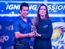Ipl 2017 Ambanis Host Players Staff Celebrate Mumbai Indian 10 Years