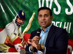 Vvs Laxman Hails Government S Decision Not Play With Pakistan