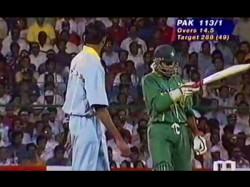 Champions Trophy 2017 Venkatesh Prasad S Epic Clash With Aamir Sohail India Vs Pakistan