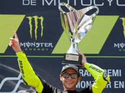 Italy S Valentino Rossi Wins Dutch Motorcycle Grand Prix