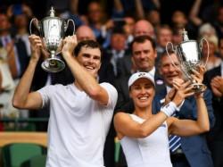 Martina Hingis Jamie Murray Win Wimbledon Mixed Doubles Title
