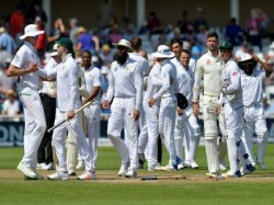 South Africa Thrash England 2nd Test Level Series 1