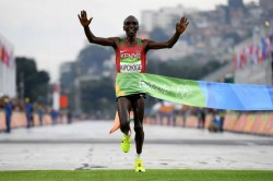Kipchoge Kipsang Bekele Berlin Marathon