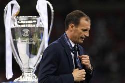 Massimiliano Allegri Juventus Resigning Champions League Final Defeat