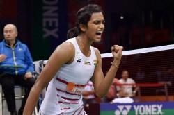 World Badminton Championship 2017 Sindhu Assures India A Silver