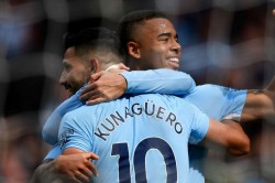 Manchester City Roll Over Liverpool