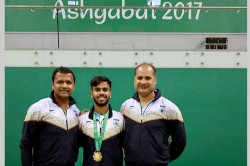India Finish 11th Asian Indoor Games