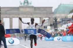 Berlin Marathon Sensational Kipchoge Victory