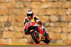 Motogp Aragon Marc Marquez Wins Valentino Rossi Fifth