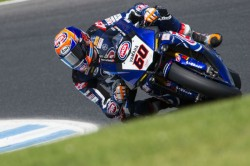 Van Der Mark Named As Rossi S Replacement