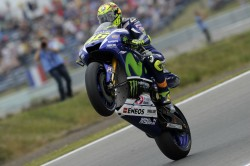Rossi Has Message His Fans