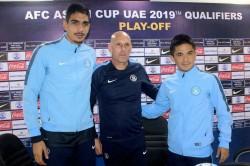 Stephen Constantine India Football Coach Macau Afc Asia