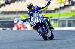 Rossi Expected Be Back Aragon Motogp