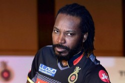 Gayle Denies Exposing Private Parts To Female Therapist