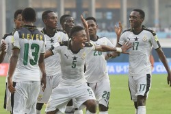 Ghana Could Count On Better Defensive Organisation