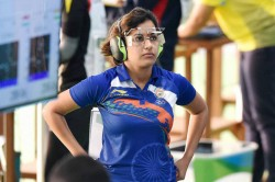 Heena Sidhu Strikes Gold Deepak Wins Bronze Commonwealth Shooting