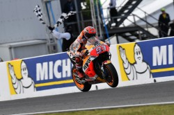 Marquez Heads Malaysia With One Hand On The Trophy