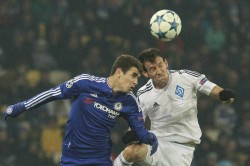 Oscar Ready To Return To Europe From China