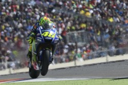 Rossi Admits He Is Not 100 Per Cent Fit