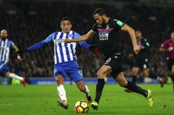 Crystal Palace Keep First Clean Sheet Brighton Hove Albion Draw