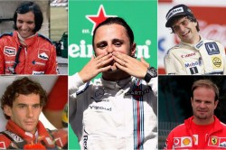 Felipe Massa Retirement Brazils 48 Season F1 Relationship Hold