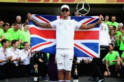 Hamilton And Mercedes Top The Class Again F1 2017 Ratings