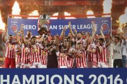 Teddy Vs Rene Isl Opener Between Atk Kerala Blasters