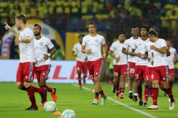 Isl Newcomers Jamshedpur Fc Gear Up First Home Game Against Atk