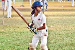 Year Old Mumbai Girl Makes 200 Against Saurashtra