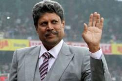Sreesanth Should Back His Claims Bcci Bias Feels Kapil Dev