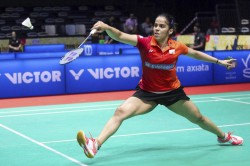 Saina Nehwal In Second Round Kashyap Ousted