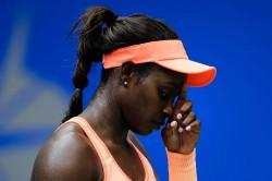 Fed Cup Aryna Sabalenka Sloane Stephens Coco Vandeweghe