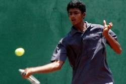 Suraj Prabodh Looking Shine At Bengaluru Open Atp Challenger