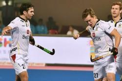 Belgium Meet India Quarters