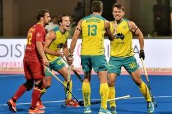 Holders Australia March Into Semis