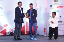 Srikanth Wins Athlete The Year