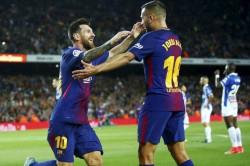 Fringe Players Have A Say At Barca