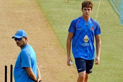 Arjun Tendulkar Sachin S Son Makes India U 19 Side