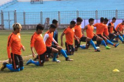 I League Indian Arrows Hope Learn From Past Mistakes Shillong
