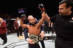 The Year Mighty Mouse Ufc