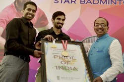 It Has Been Fantastic Year Badminton National Coach Gopichand