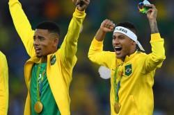 Neymar Treated Everybody Like His Brother Jesus Hails Brazil Star
