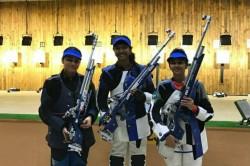 Elavenil Valarivan Wins Gold 10m Air Rifle At National Shooting Championship