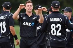 New Zealand Thrash West Indies Rain Hit Final Odi