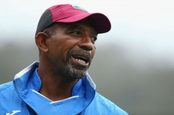 Phil Simmons Afghanistan Head Coach