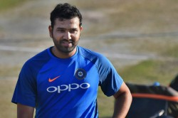 Rohit Sharma Moves Up To Fifth In Icc Odi Rankings