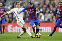 El Clasico Barcelona Set Real Showdown