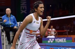Sindhu Looks End Year With Flourish