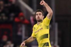 Mainz 0 Borussia Dortmund 2 Peter Stoger Tenure Victory